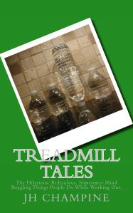 Treadmill Tales Cover