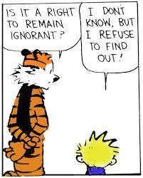 CH Ignorant